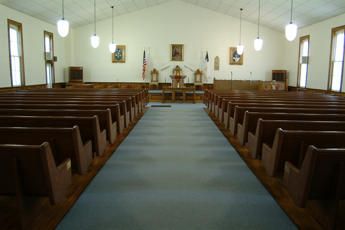 Bloomfield United Presbyterian Church - OH