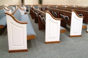Church pews for sale in Arkansas
