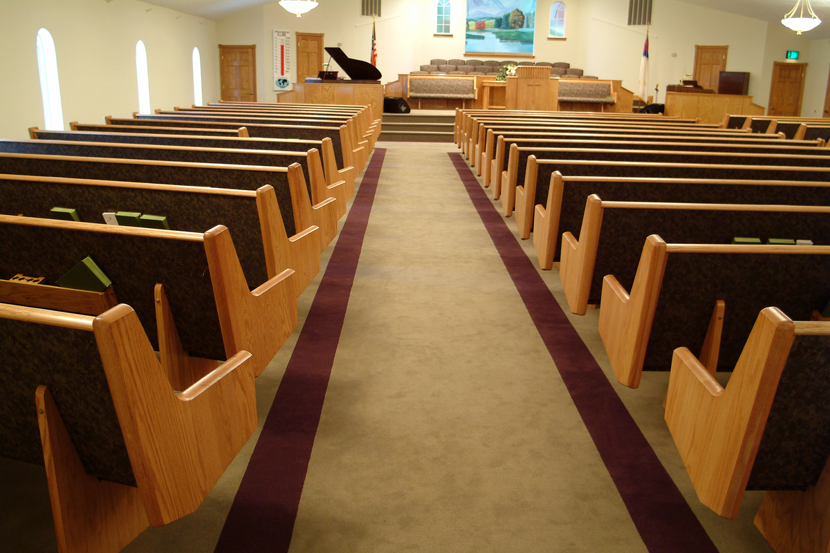 Huber Heights Baptist Church - OH