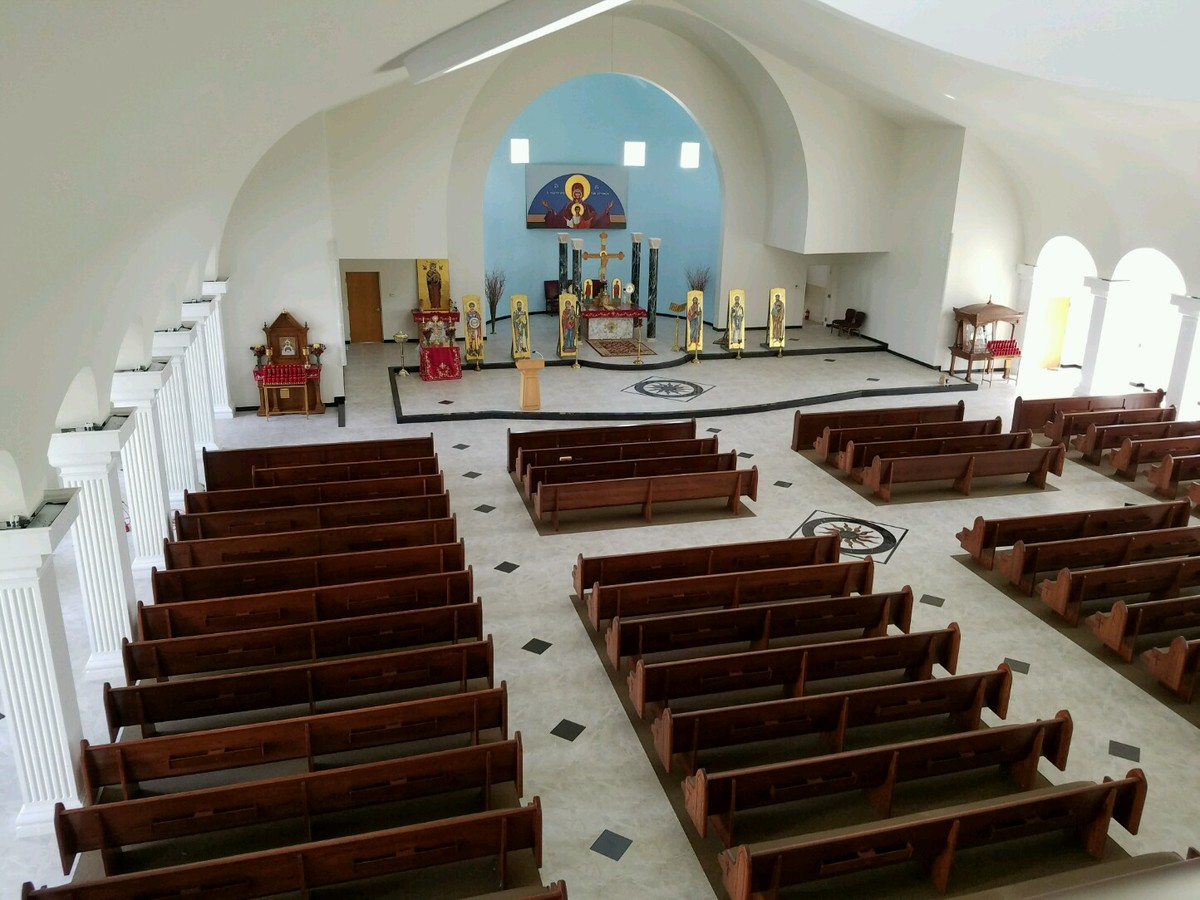 Our Lady of Redemption Church - MI