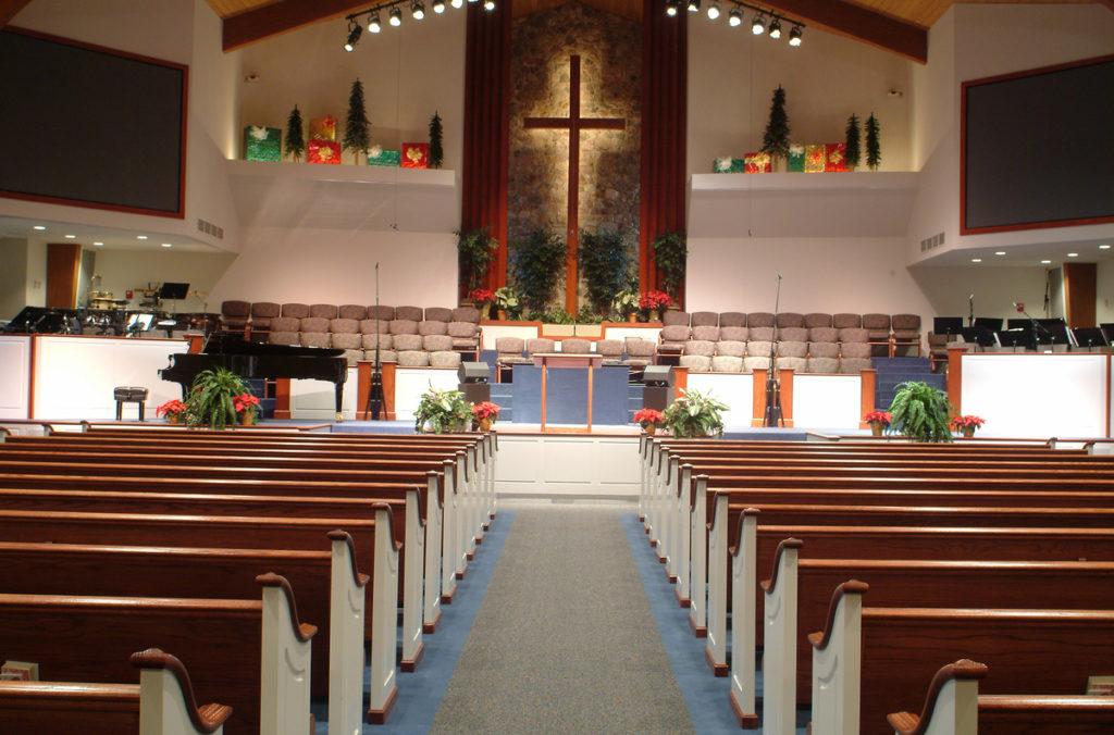 Church Pews For Sale GA
