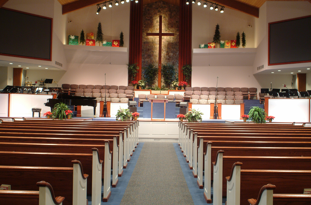 First Baptist Church – Vandalia, OH