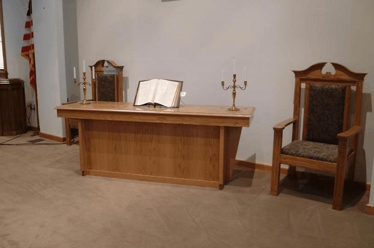 Church Furniture Project Gallery Kivett S Church Furniture