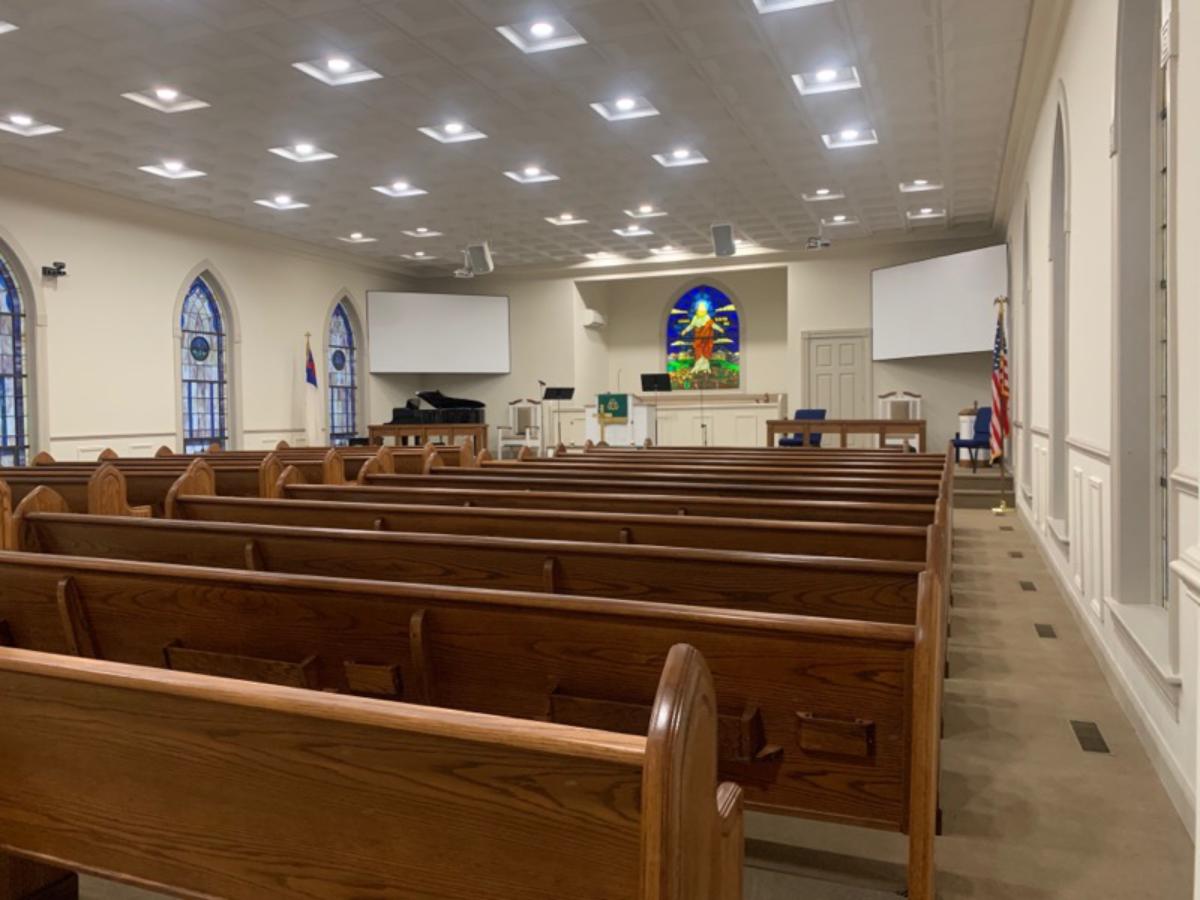 Trinity United Methodist Church Clermont, GA1