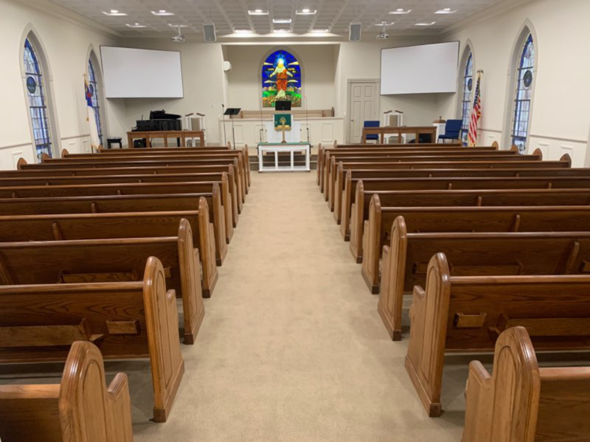 Trinity United Methodist Church Clermont, GA3